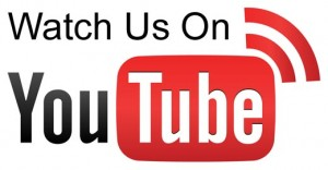 Watch us on YouTube!